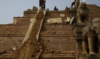 OBRAZEM: Když vraždí příroda. Od ničivého zemětřesení v Nepálu uplynuly přesně dva roky