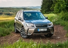 Test Subaru Forester XT MY16: Zm�na, kter� pot��
