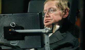 Nacházíme se v nejnebezpečnějším okamžiku ve vývoji lidstva, varuje Hawking