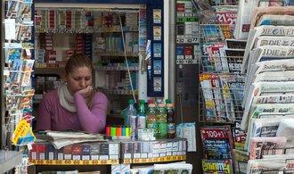 Česko propadlo v hodnocení svobody tisku
