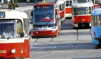 Dopravní podnik chce na Zahradním městě stavět novou tramvajovou smyčku