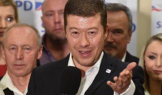 Okamura mluvil o zestátnění veřejnoprávních médií. Ohrožuje tím principy demokracie, uvedl ředitel Českého rozhlasu