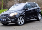 Test ojetiny Ford Kuga I: Rozumná volba v nesmyslné kategorii do 200.000 Kč