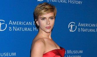 Nejlépe placenou herečkou je Johanssonová, za poslední rok si vydělala více než 900 milionů korun