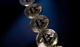 Termínový kontrakt na bitcoin stoupl při svém debutu o více než dvacet procent