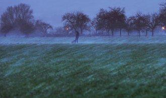 V Česku zůstává po vichřici přes pět tisíc domácností bez proudu