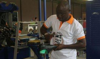 Česká obuvnická investice v Ghaně se po dvou letech znovu rozjela