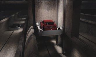 VIDEO: Musk chce vybudovat autodráhy pod městy. Už má první koncept