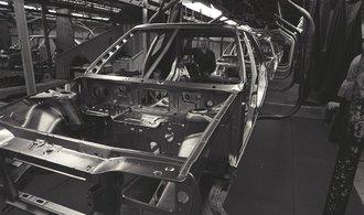 OBRAZEM: První Favorit sjel z výrobní linky před 30 lety