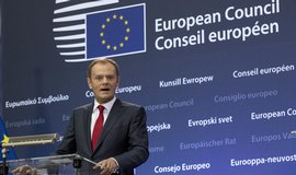 Tusk: Prvn� neform�ln� summit EU bez Brit�nie prob�hne ve st�edu