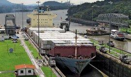 V Panam� se po dev�ti letech budov�n� otev�r� roz���en� pr�plav