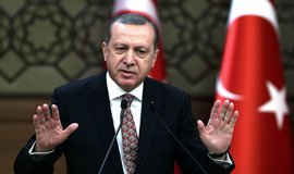 N�meck� pr�vni�ky �aluj� Erdogana, za v�le�n� zlo�iny