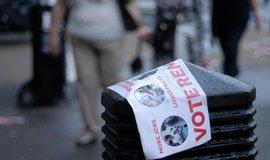 Kreml: Zmatek kolem brexitu p�ipom�n� rozpad SSSR