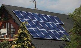 R�suje se nov� v�d�lek pro dom�c� sol�ry, m�ou prodat nespot�ebovan� proud