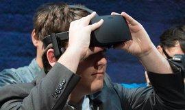 Oculus u� nem� ochranu, kter� br�nila hran� her na HTC Vive a jin�ch br�l�ch