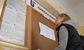 Nezam�stnanost v EU byla v kv�tnu nejni��� od 2009, v euroz�n� od 2011