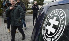 Kotleba sb�r� podpisy na referendum o vystoupen� Slovenska z EU a NATO