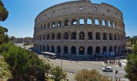 Koloseum pro�lo renovac� za miliony eur, zaplatil ji soukromn�k