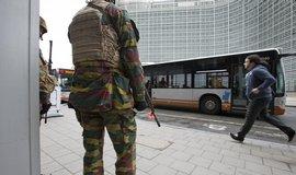 Atent�ty v Bruselu p�ipravily belgickou ekonomiku o v�c ne� miliardu eur