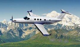Cessna p�edstavila nov� letadlo, z�ejm� dostane motor vyroben� v �esku