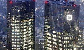 Zisk Deutsche Bank spadl o 98 procent na 20 milion� eur
