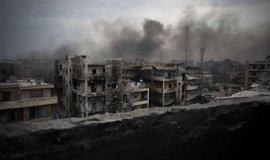 Z Halabu mohou odej�t civilist�, Rusko a syrsk� vl�da zah�jily humanit�rn� akci
