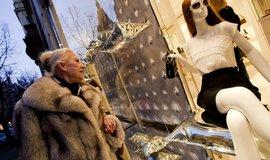 Luxus net�hne, firma Michaely Bakala op�t skon�ila ve ztr�t�