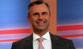 Rakousko p�ed opakov�n�m voleb: p�vodn� pora�en� Hofer vede v pr�zkumech