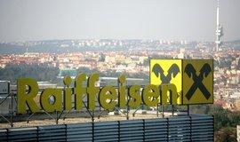 �NB zav�d� rizikovou sazbu pro Raiffeisenbank