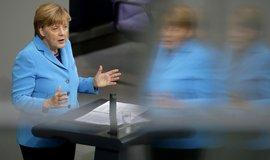 Martin �aban: S Merkelovou a bez Merkelov�
