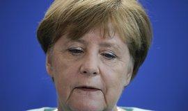 ONLINE: Merkelov� p�ilet�la do Prahy, pr�v� jedn� se Sobotkou