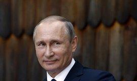 Die Welt: I Putin je v �esku obl�ben�j�� ne� Merkelov�