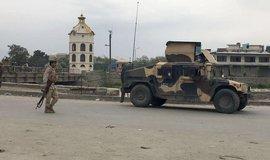 NATO: Ztr�ty afgh�nsk�ch sil prudce rostou