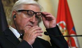 Steinmeier: Mus�me p�estat s Ruskem sout�it ve zbrojen�, OBSE navrhnu jak