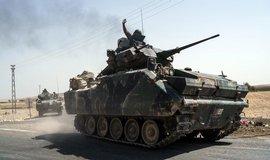 T�k� volba mezi spojenci: Ameri�an� podpo�ili tureck� pl�n proti Kurd�m