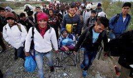 USA splnily slib, p�ijaly deset tis�c syrsk�ch uprchl�k�