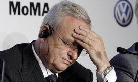 Dieselgate: B�val� ��f VW se pod�lel na utajov�n� manipulace s emisemi