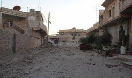 Z�padn� diplomacie: Rusko mus� p�im�t Asada k obnoven� p��m��� v S�rii