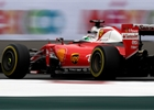 Ve druh�m tr�ninku byl v Mexiku nejrychlej�� Vettel