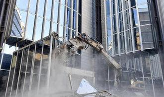 Praha chce budovy Transgasu, jednání s majitelem zatím selhala