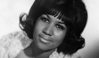 Zemřela královna soulu, zpěvačka Aretha Franklinová