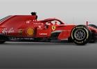 Ferrari odhalilo rudý SF71H, kterým chce zdolat Mercedes
