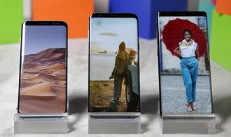Samsung představil nástupce telefonu Galaxy Note 7. Podívejte se