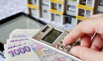 Banky stále zdražují. Průměrná sazba u hypoték v prosinci stoupla