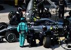 V Číně jsme přezuli Bottase za 1,83 s, tvrdí Mercedes