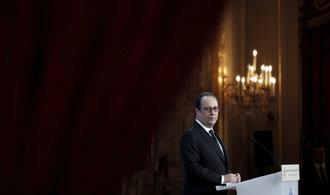 Kdo byl vlastně zač? Hollande nedostál svých slibů, končí jako rekordně neoblíbený prezident Francie