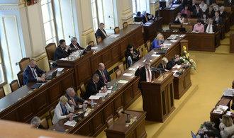 Sněmovna spolkne o 89 milionů víc než letos, o desítky milionů si polepší i Senát