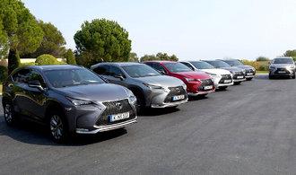 Vážně je z SUV dobře vidět? Švýcarský test potvrdil opak