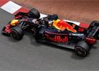 První trénink ovládly red bully, Ricciardo překonal čas loňské pole position