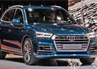 Pa�� �iv�: Nov� Audi Q5 se nafouklo a dostalo vzduchov� podvozek(+ galerie)